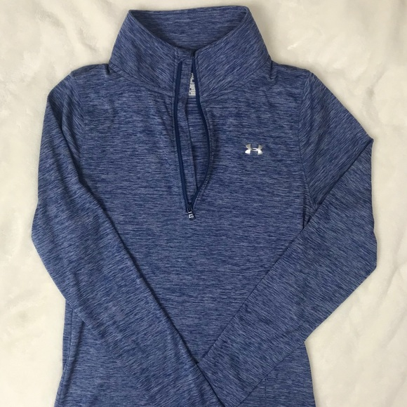 Under Armour Tops - Under Armour Quarter Zip Pullover Size XS